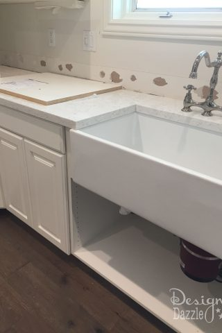 Kitchen Remodel: Countertops and Tile