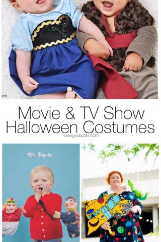 13 DIY Movie and TV Show Themed Halloween Costumes