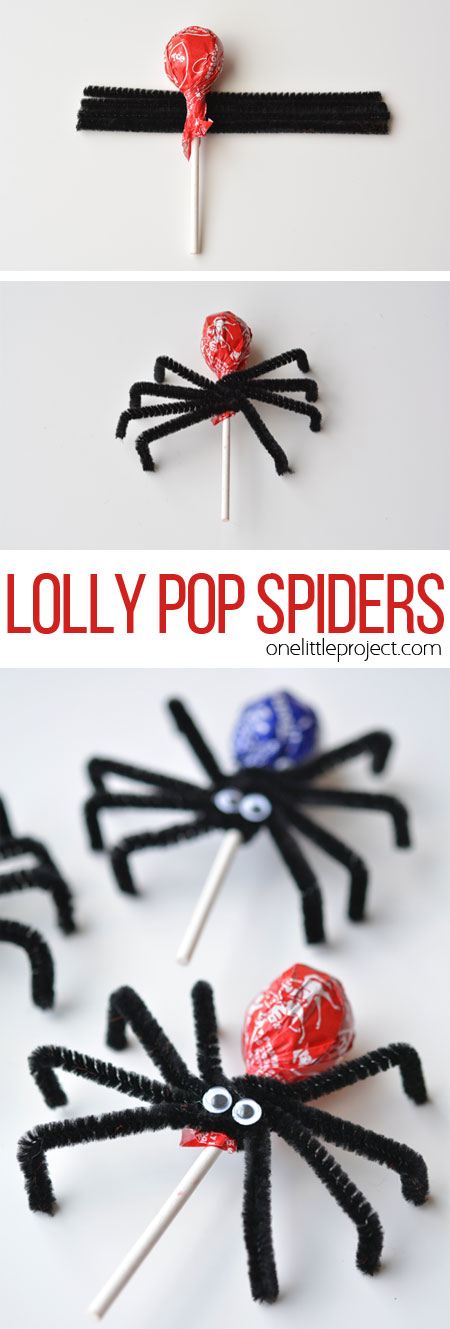 Crafts and treats that are not only delicious, fun to make, but also kid friendly and perfect for class Halloween parties! | Design Dazzle