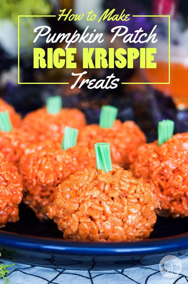 Delicious No Bake Halloween Treats Ready in 10 Minutes or Less | homemade halloween treats |