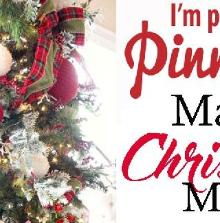 Making Christmas Magical at Pinners Conference