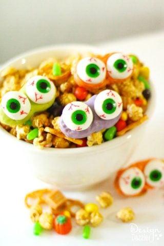 Monster Mash Halloween Treat