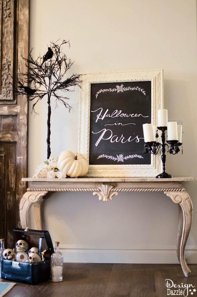 Halloween in Paris Party by Toni of Design Dazzle