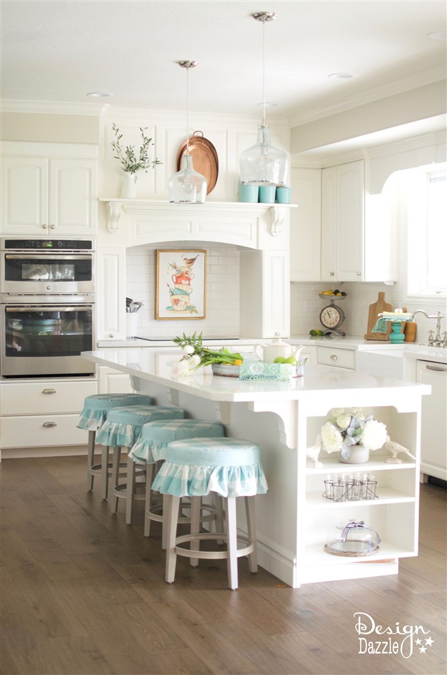 Make sure to check out the before pictures for my Kitchen Remodel | Design Dazzle