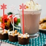 Salted Caramel Hot Cocoa on Stick