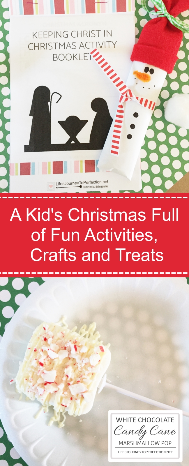 A Kid's Christmas Full of Fun Activities, Crafts and Treats | christmas fun for kids | kid friendly christmas ideas | christmas activities for kids | christmas crafts for kids | christmas treats for kids || Design Dazzle #christmas