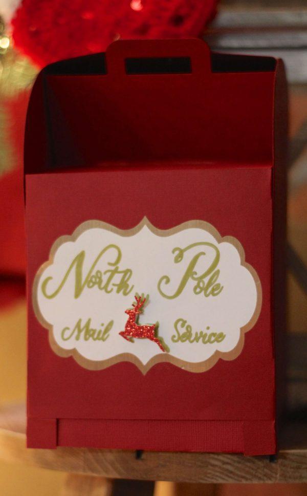 Everyday Party Magazine Santa's Mailbox