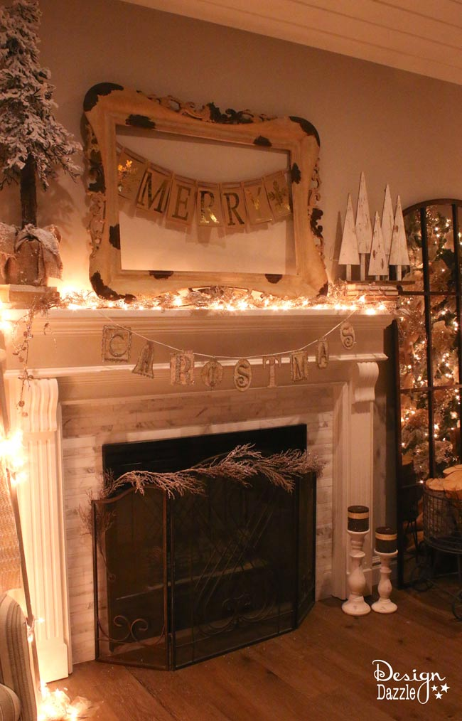 Christmas decor by Toni of Design Dazzle