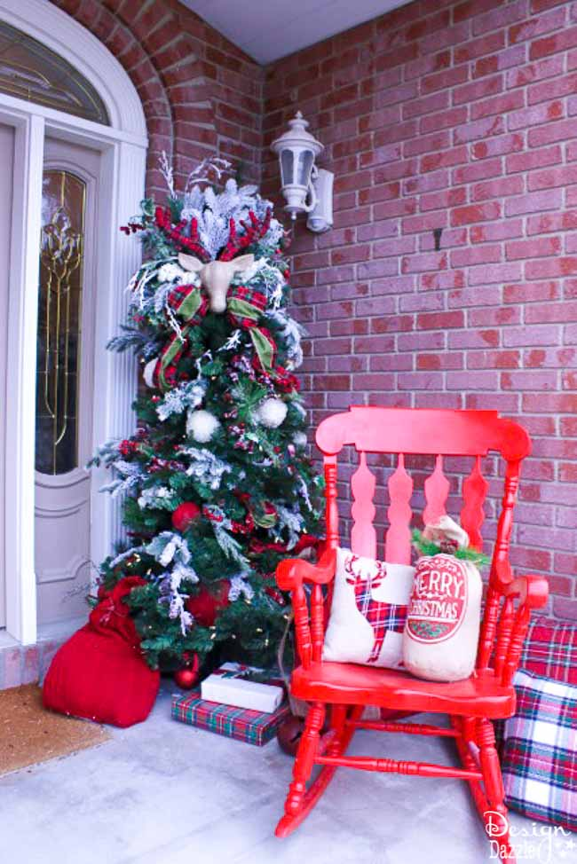 Christmas Home Tour 2016   Christmas home decor   Christmas home decor tour   decorating tips for Christmas   Christmas decor ideas   Christmas decorating tips    Design Dazzle #christmasdecor