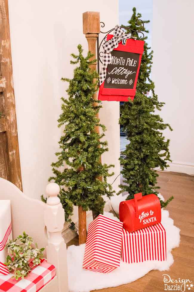 Christmas Home Tour 2016 | Design Dazzle