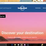 Favorite Travel Apps and Websites