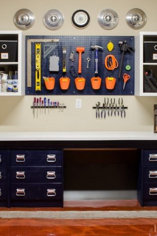 9 Ways To Organize Your Garage