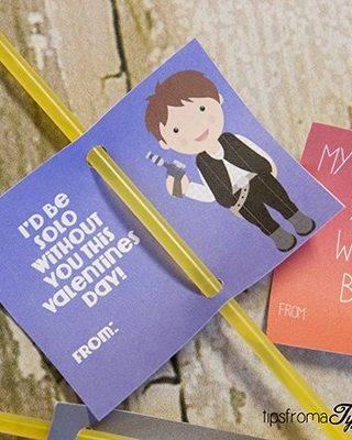 11 Adorable Free Printable Valentines- Especially For Boys!