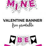 9 Fantastic Free Valentine's Decor Printables