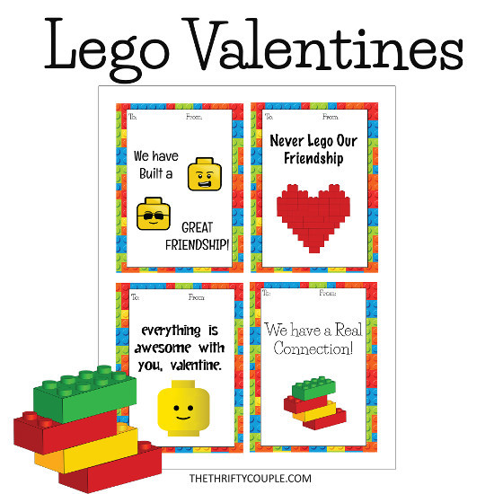 Looking for boy themed Valentines? This is for you! I've found 11 absolutely adorable Valentines that are not only especially for boys, but also FREE! | Design Dazzle