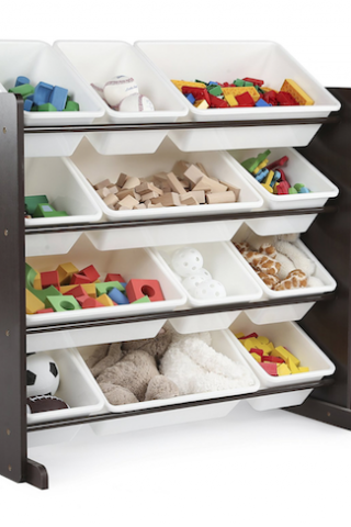 Quick and Easy Toy Storage Ideas