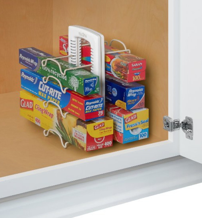 10 Kitchen Storage Solutions to help keep your kitchen organized!