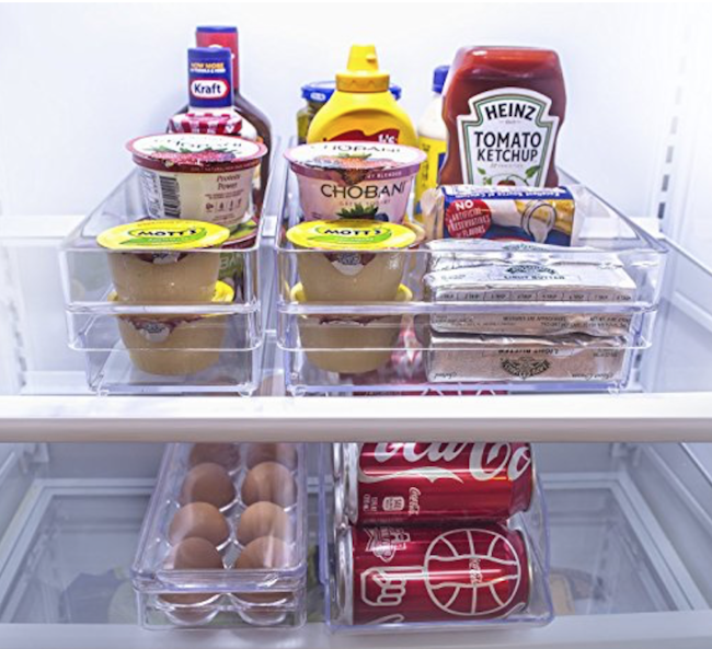 Keeping the numerous items in your kitchen organized can be an extremely difficult task! But there are so many tools to help making storing and organizing everything in your kitchen a breeze. | Design Dazzle