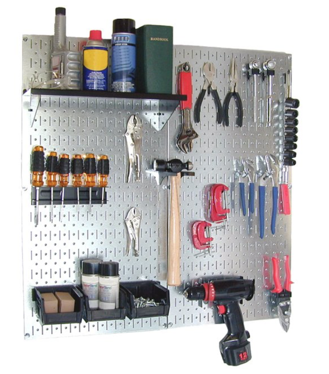 There are some amazing products that make organizing your garage easy peasy and I am going to share my 10 favorites with you today! | Design Dazzle