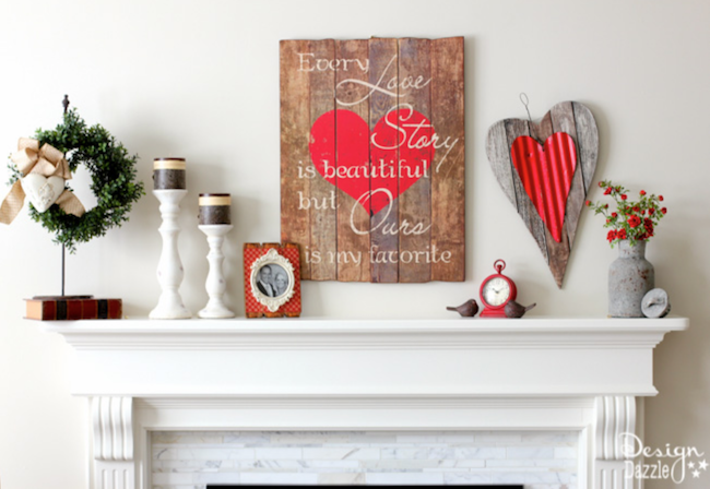 There are so many gorgeous ways that you can decorate your house. In this post I am showing you 9 of my favorite FREE decor printables! | Design Dazzle