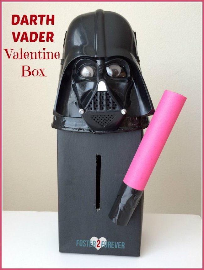 if you have found yourself in need of some valentine box ideas for your boys