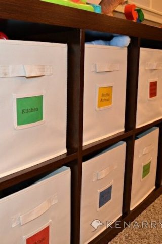 9 Genius Toy Storage Ideas