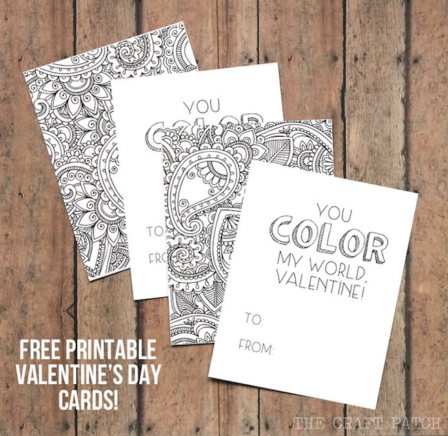 Gender Neutral Valentine's are a great idea! Here are 14 gender neutral Valentine's and the best part is that they are all FREE printables! | Design Dazzle