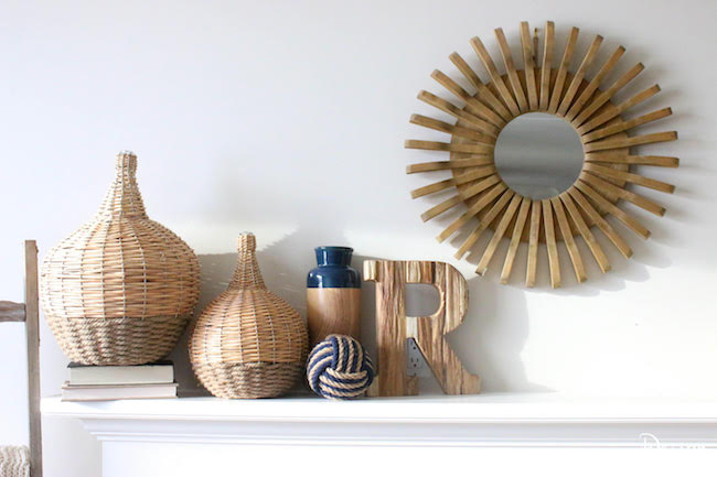 Refreshing your home for spring is as easy as swapping out a few décor pieces. Michaels has everything you need to get started! | Design Dazzle