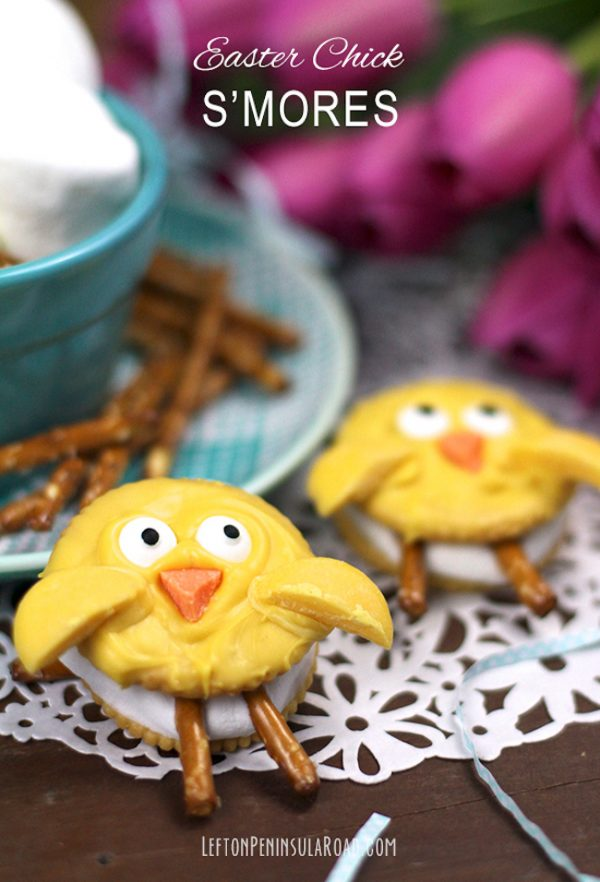 All 21 of these desserts are absolutely delicious and a breeze to make so you have more time to spend finding Easter eggs with your family! | Design Dazzle