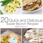 20 Quick and Delicious Easter Brunch Recipes