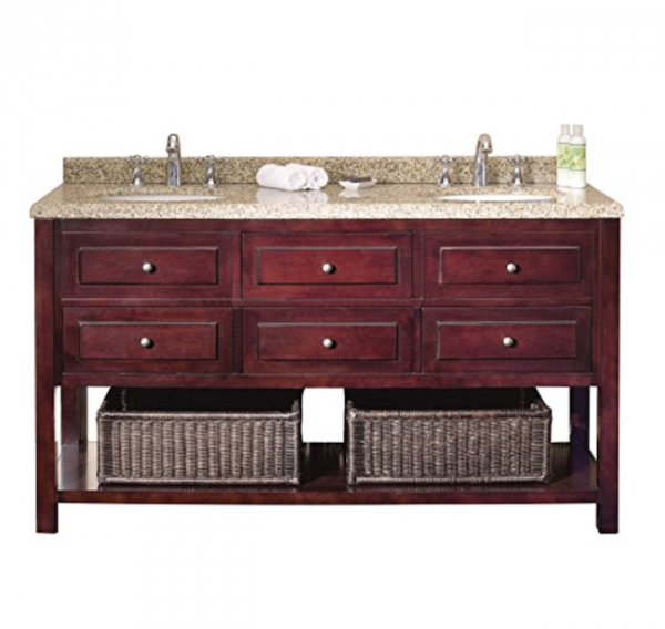Awesome This post includes trendy stylish and fun bathroom vanities of many different sizes