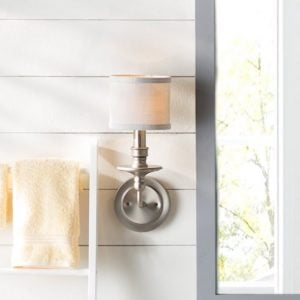 Using one of these 21 stylish wall sconces to make a bold statement in your home is the perfect way to upgrade your homes interior design on a dime. | Design Dazzle