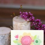 If Mothers Were Flowers I'd Pick You – Lip Balm Printable