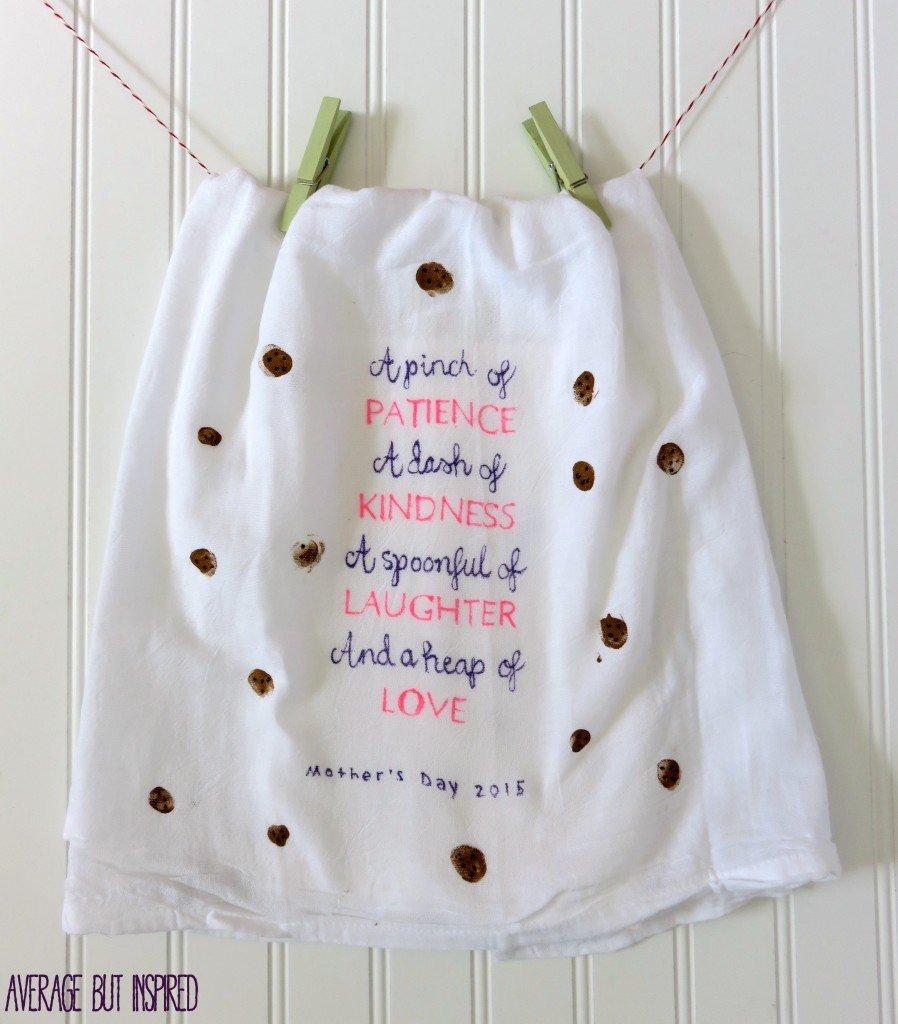 There's nothing quite as wonderful as a homemade gift from your kids! Here are 12 awesome classroom Mother's Day gift ideas perfect for teachers!   Design Dazzle