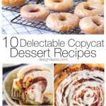 10 Delicious Copycat Dessert Recipes