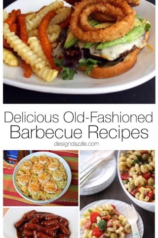 Delicious Old-Fashioned Barbecue Recipes