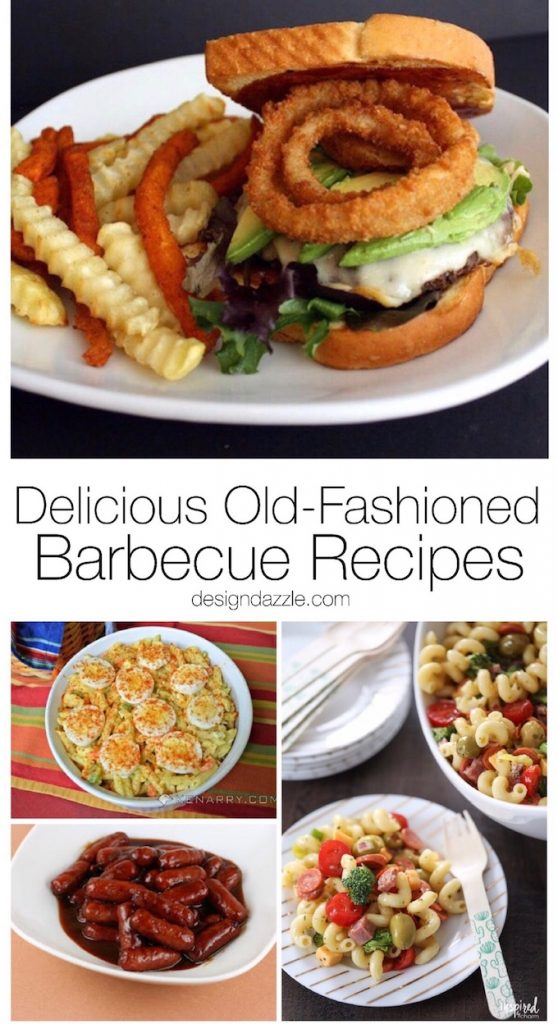 Old fashioned barbecue recipes!