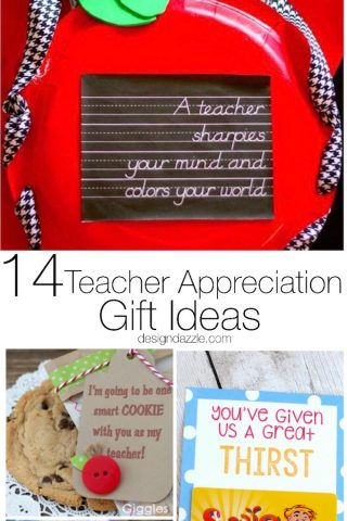 14 Phenomenal Teacher Appreciation Gift Ideas
