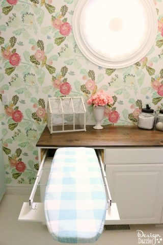 Laundry Pantry Room Combo – Week 5