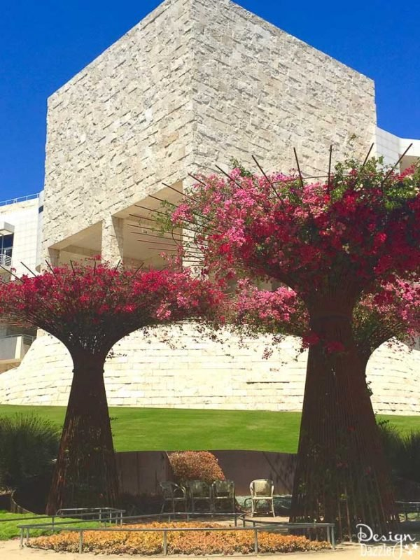 Find my complete guide to visiting The Getty at DesignDazzle.com!