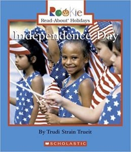 15 different 4th of July themed books for young children all the way to teenagers! | Design Dazzle
