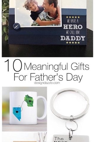10 Meaningful Gifts For Father's Day