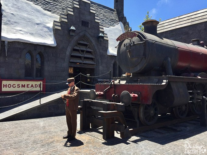 Harry Potter at Universal Studios - Tips and Tricks to make your visit extra magical! | Design Dazzle