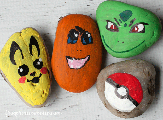 """Talking all about the new hit summer trend called """"The Kindness Rocks Project"""". It's the perfect summer camp project for this year."""
