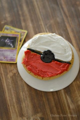 Pokemon Cookies and Camp Ideas