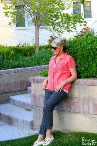 Feeling comfortable in prAna clothing while traveling, running errands, cleaning, etc! | Design Dazzle