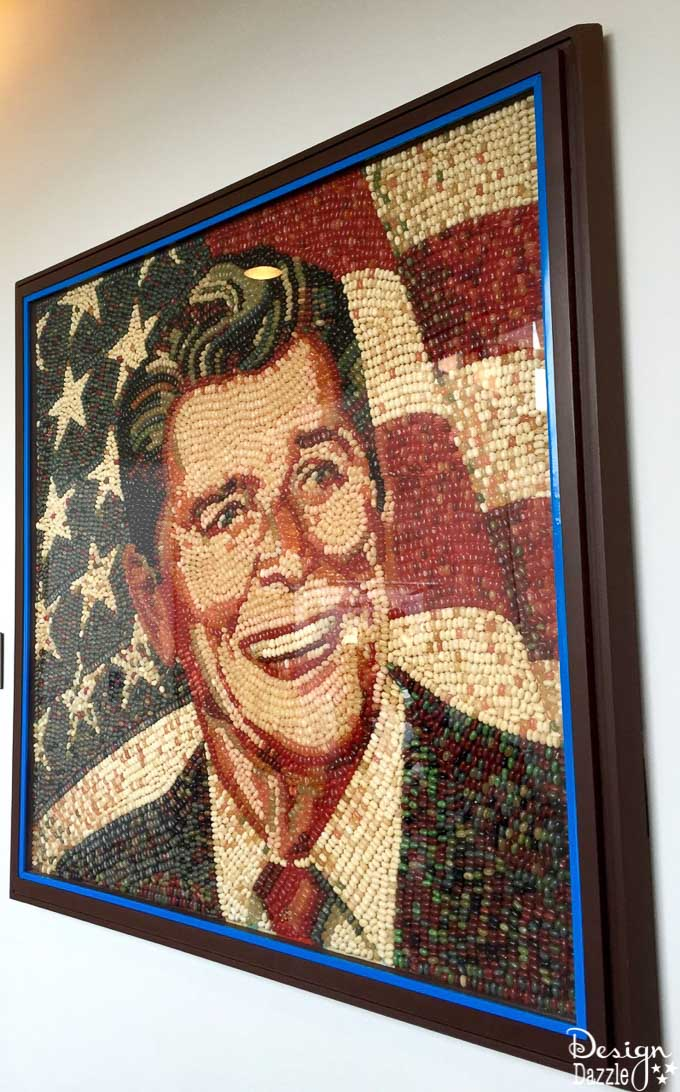 Take a look at the Ronald Reagan Presidential Library with DesignDazzle.