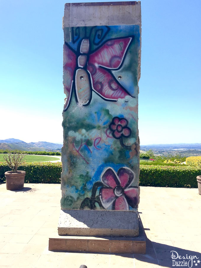 Follow along at the Ronald Reagan Presidential Library with DesignDazzle!