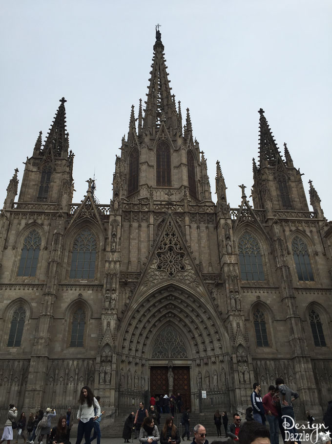Traveling to Barcelona - Barcelona Cathedral