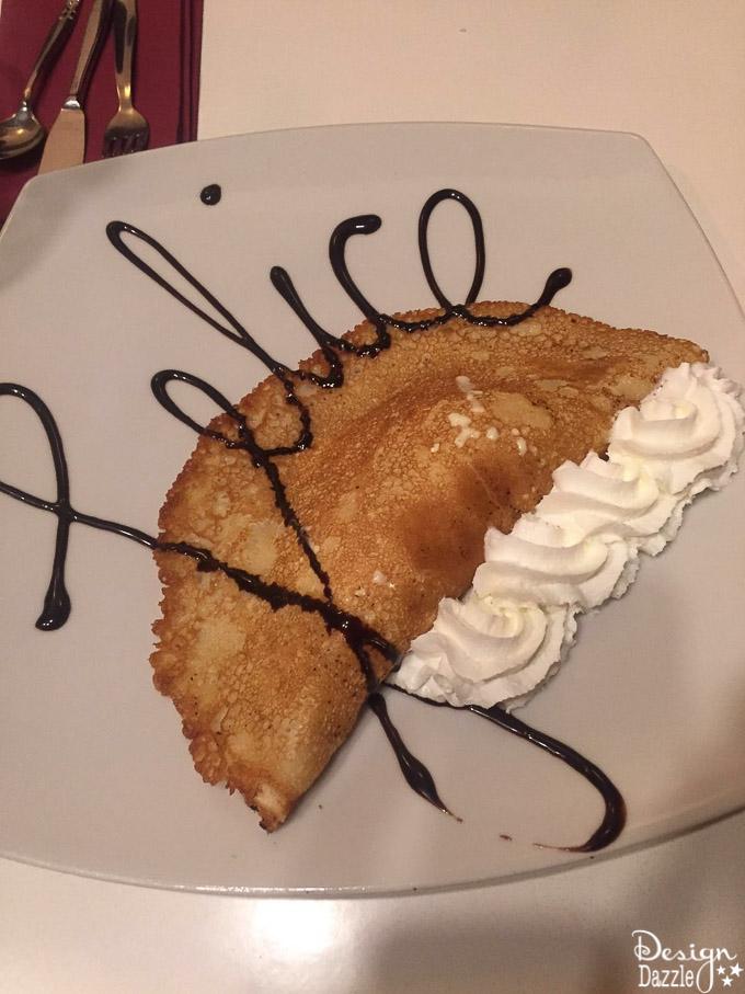 Traveling to Barcelona - Felice Restaurant